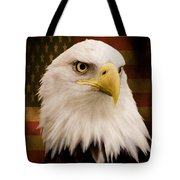 May Your Heart Soar Like An Eagle Tote Bag by Jordan Blackstone