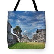 Mayan Memories Tote Bag
