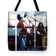 Mayan Music Tote Bag