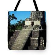 Mayan Ruins - Tikal Guatemala Tote Bag