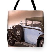 Maybach Car 5 Tote Bag