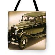 Maybach Car 6 Tote Bag