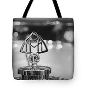 Maybach Zeppelin Tote Bag