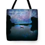 Maybe Stars Tote Bag by Stelios Kleanthous