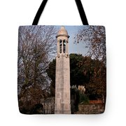 Mayflower Memorial Southampton England Tote Bag
