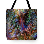 Mayhem And Madness Tote Bag