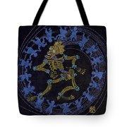 Maypole Dance Tote Bag