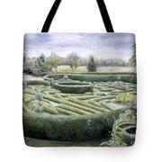 Maze Tote Bag