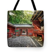 Maze Of Beauty Tote Bag