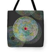 Maze You Cant Get There From Here Tote Bag