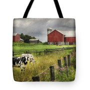 Mcclure Farm Tote Bag