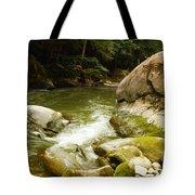 Mcconnells Mills Rocks 3 Tote Bag