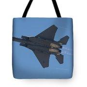 Mcdonnell Douglas F 15e Strike Eagle 2 Tote Bag