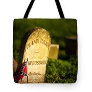 Mcgavock Confederate Cemetery Tote Bag