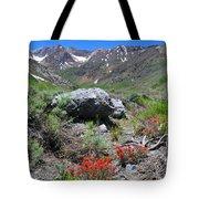 Mcgee Creek Wildflowers Tote Bag