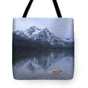 Mcgowan Peak 1 Tote Bag