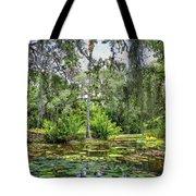 Mckee Botanical Gardens Tote Bag