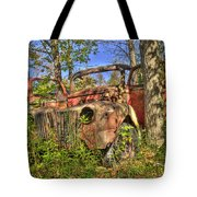 Mcleans Auto Wrecker - 1 Tote Bag