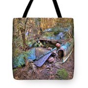 Mcleans Auto Wrecker - 10 Tote Bag