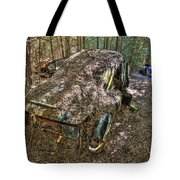 Mcleans Auto Wrecker - 12 Tote Bag