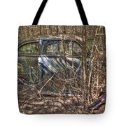 Mcleans Auto Wrecker -13 Tote Bag