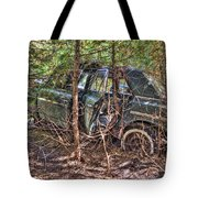 Mcleans Auto Wrecker - 14 Tote Bag