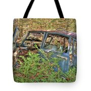 Mcleans Auto Wrecker - 4 Tote Bag