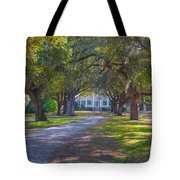 Mcleod Plantation Tote Bag