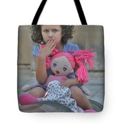 Mdina Girl Tote Bag