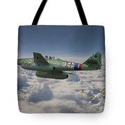 Me 262 - Stormbird Tote Bag