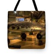 Me-262 Swallow Tote Bag