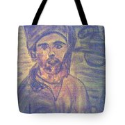 Me And Little Guy Tote Bag