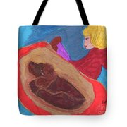 Me And Maggie Tote Bag