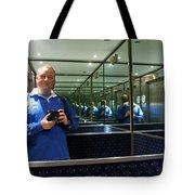 Me And Me And Me Tote Bag