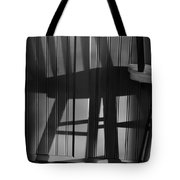 Me And My Invisible Friend Tote Bag by Luke Moore