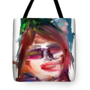 Me Myself And Moi Tote Bag