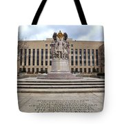 Meade Memorial Tote Bag