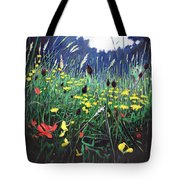 Meadow Glory Tote Bag
