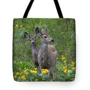 Meadow Meal Tote Bag