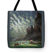 Meadow Retreat Tote Bag