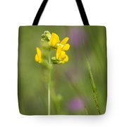 Meadow Vetchling Tote Bag