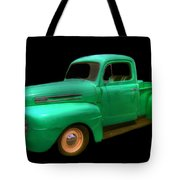 Mean Green - 48 Ford Tote Bag