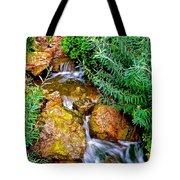 Meandering Flow Tote Bag
