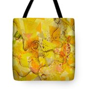 Meandering Melody Tote Bag