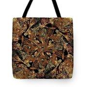 Meandering Pattern Tote Bag