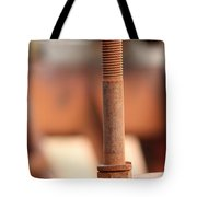 Mechanical Perspective Tote Bag