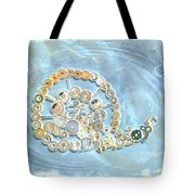 Mechanical - Snail Tote Bag