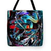 Mechanical Sphere Tote Bag