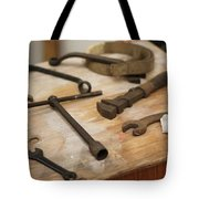Mechanic's Tools Tote Bag