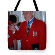Medal Of Honor Recipient Tote Bag